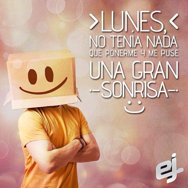 ¡Feliz inicio de semana! #DiosEsBueno