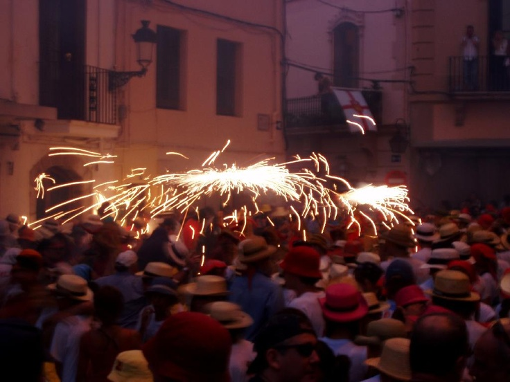 Festa Major de Sitges - The Spectaular Processions and Fireworks