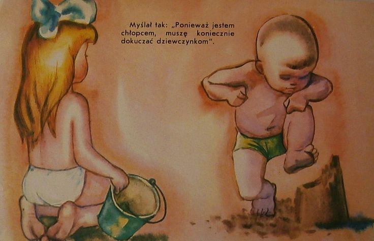 Dzieciństwo na kartach książek.....
