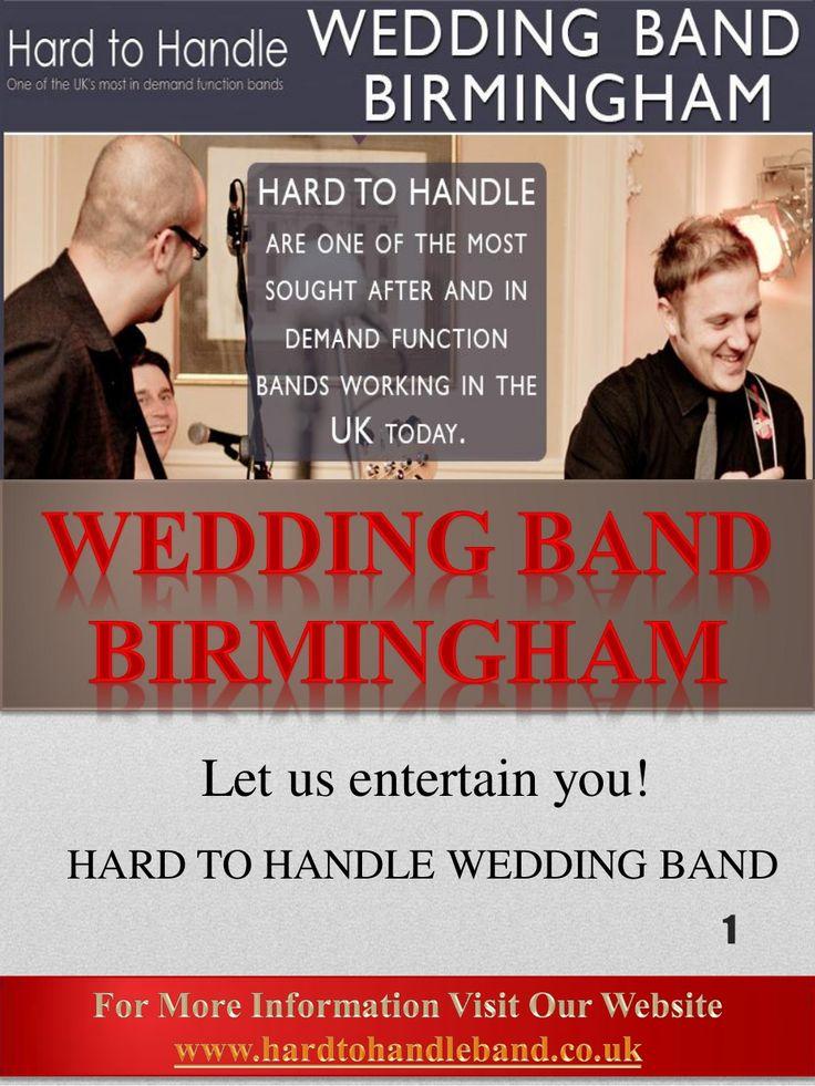Wedding band shropshire by WeddingBandBristol via slideshare