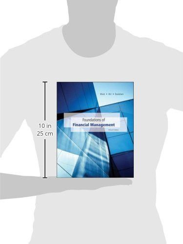 Foundations of Financial Management with Time Value of Money card (The Mcgraw-Hill / Irwin Series in