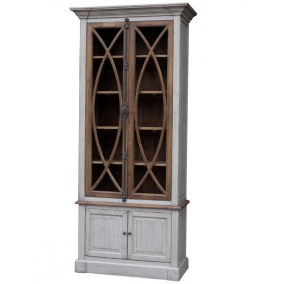 Found it at wayfair garrity vitrine china cabinet
