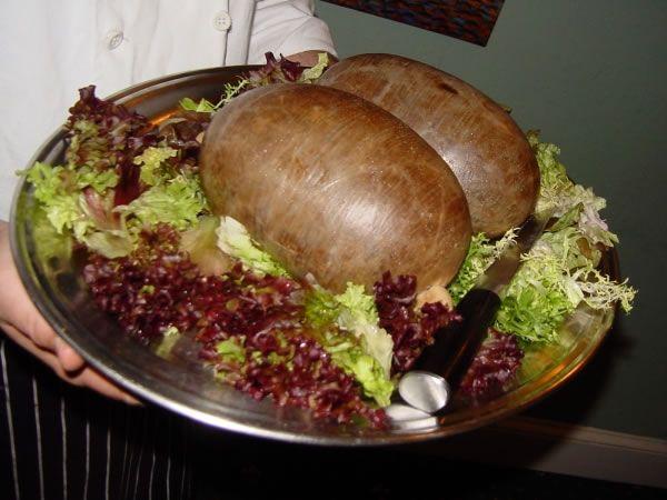 @Vicki Casey, The traditional dish is Haggis