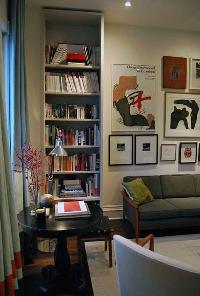 Mazen Studio: Photos, Tailored Toronto, House Tours, Living Rooms, Mazen Tailored, Interiors, Names, Apartment Therapy, Toronto Townhouse