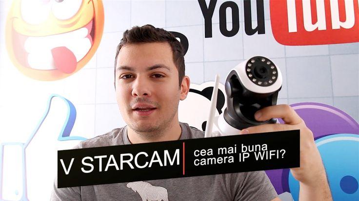 Cea mai buna camera de supraveghere WIFI? V Starcam C7824