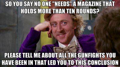 10 Original Gun Memes