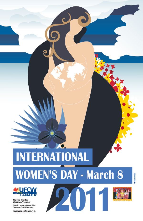 March 8 – International Women's Day, 2011