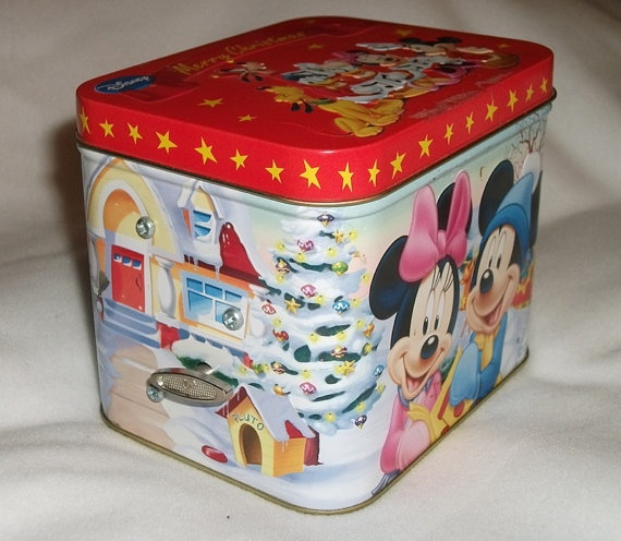 Disney Toy boxCandy boxMusical box by picsoflive on Etsy, $19.00