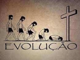 Evoluação nos Pés da Cruz