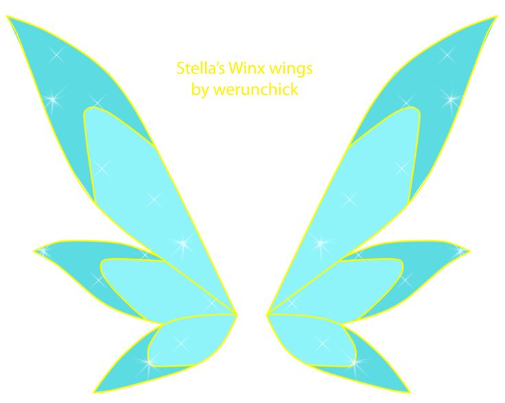 Stella's Winx wings by werunchick on DeviantArt