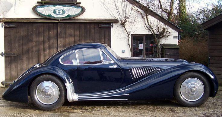 Bentley Mk6 Dartmoor Coupe