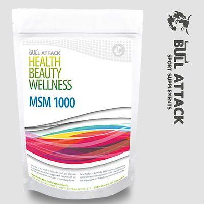 250 Tabletten MSM (Methylsulfonylmethan) a 1000mg Bindegewebe Haut Haare Nägel in Beauty & Gesundheit,Natur- & Alternativheilmittel,Pflanzliche Heilmittel | eBay