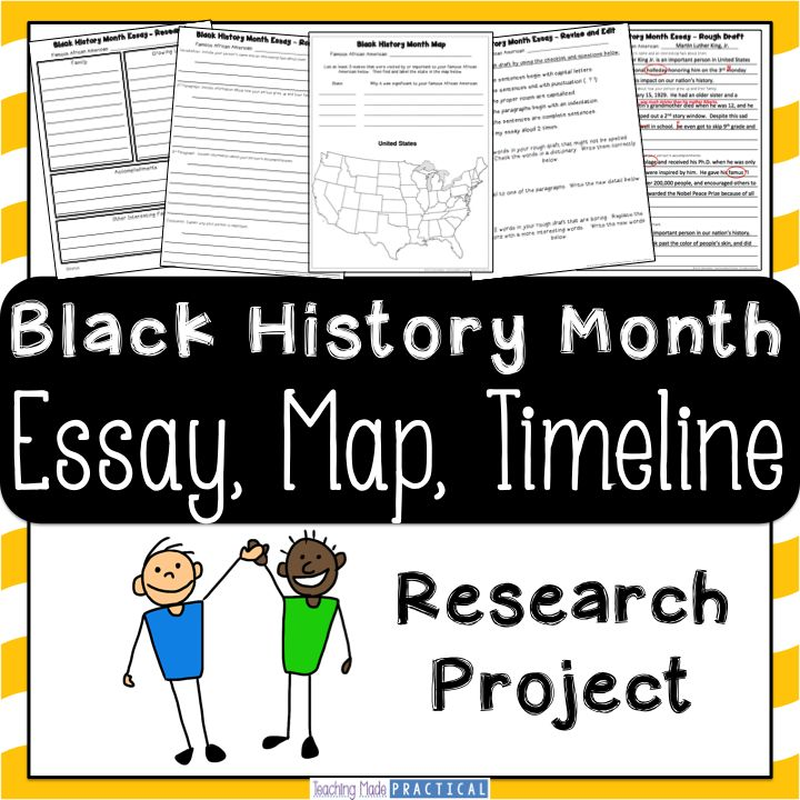 black history essays month winning This month, 6 students were chosen as the cj watson black history essay  contest winners d' terrion bowman - wendell p williams elementary s.