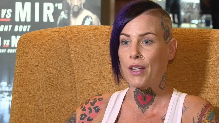 awesome Bec Rawlings nervous to return on house soil at UFC Fight Night 85