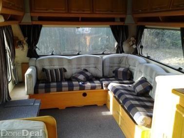 22 foot  lord royal caravan LMC