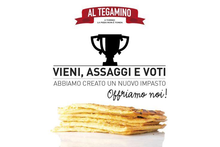 promozione pizzeria a Torino di BwithC