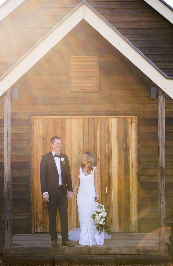 Daylesford wedding at Sault lavander farm. The Sault wedding barn.  www.shaunguestphotography.com.au