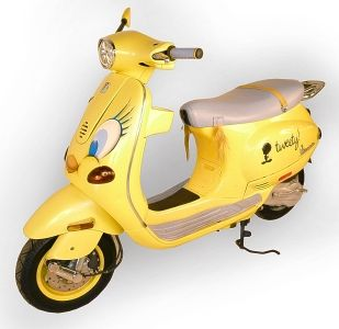 Tweety scooter