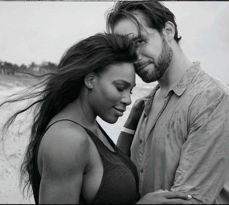 Serena Williams and husband