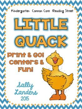 17 Best images about RS 3.2 Little Quack on Pinterest | Crafts ...
