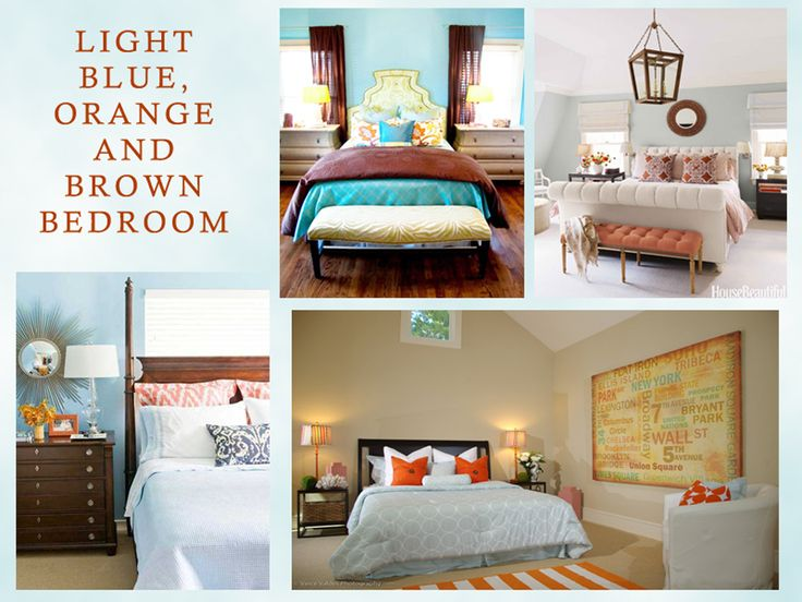 23 best images about kee interiors concept boards on - Orange and light blue bedroom ...