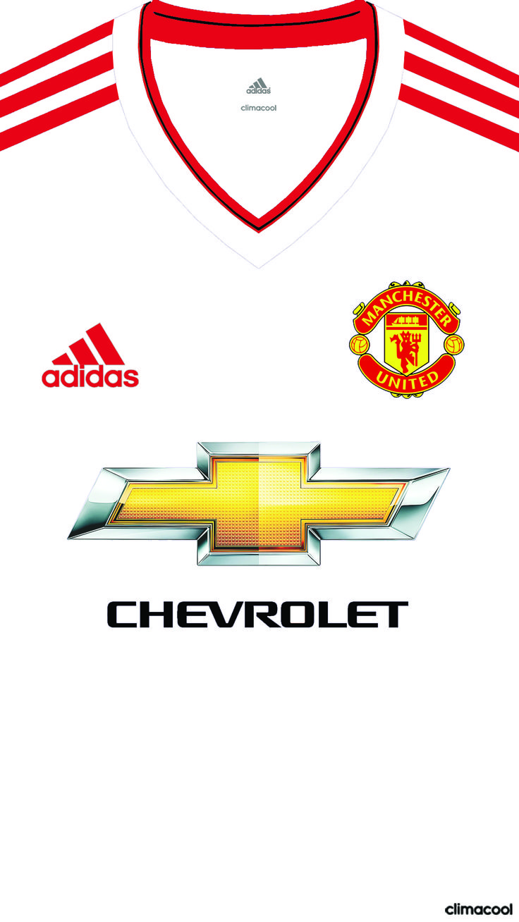 Manchester United Away kit 2015/16 iphone 5 5s 6 wallpaper