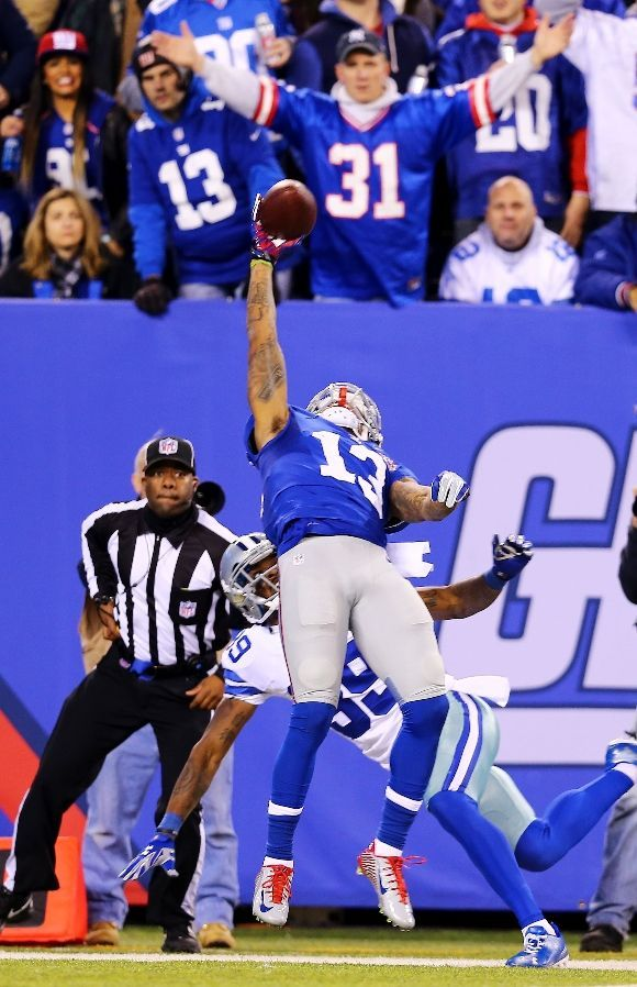 Odell Beckham Jr. Pictures - New York Giants - ESPN