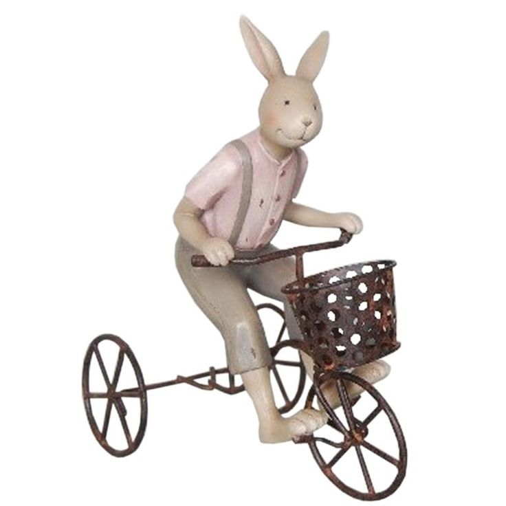 Velikonoční zajíc - cyklista