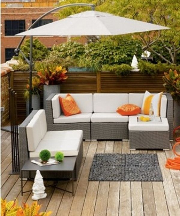 Ikea Patio Furniture Ideas; arholma - I like the idea of painting it a nice