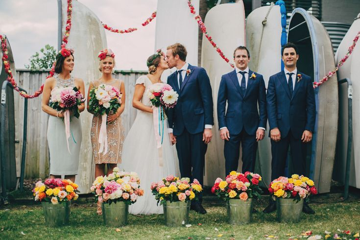 Moby Dicks Whale Beach Wedding Photography | Hunter Valley Wedding Photographers - The Robertsons Photography