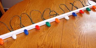 How to hang Christmas Lights the easy way!