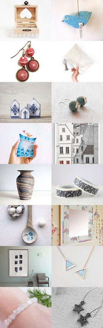 July 2 by Elena Anufrieva on Etsy--  #etsygifts #etsyfinds #gifts #print #wallart #homedecor #buyonline #buyart #blue