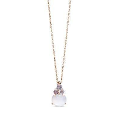 Gioielli Pomellato, collezione Luna: anelli, orecchini e collane