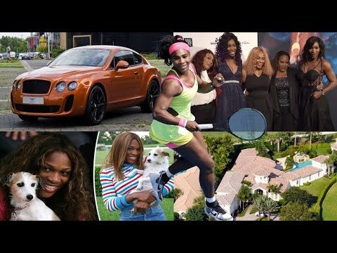 🌟 Serena Williams 🌟 Biography ● Net worth ● House ● Cars ● Family ● Pets...