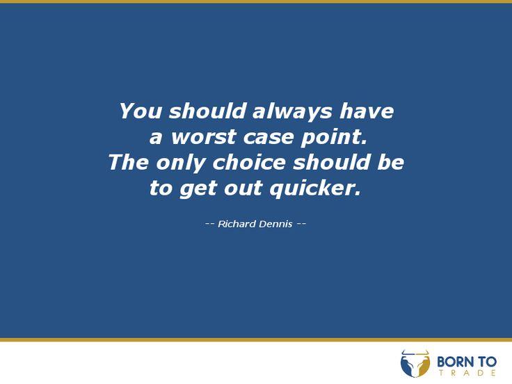 Richard Dennis Quote 00013