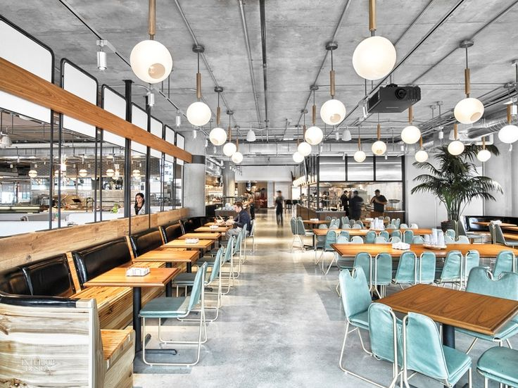 AvroKO Spearheads Dropbox HQ's Cafeteria