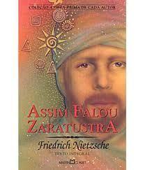 Assim Falou Zaratustra - Katia Livros   Estante Virtual