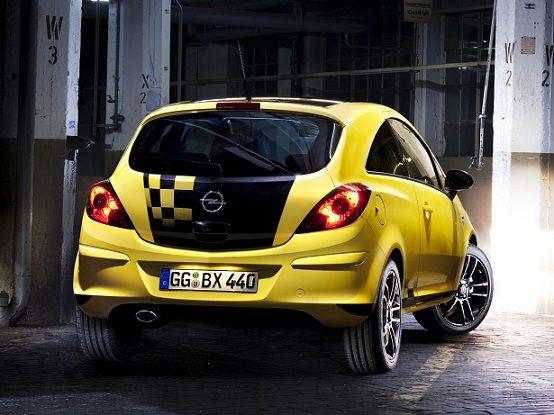 "Opel Corsa ""Color Race"""