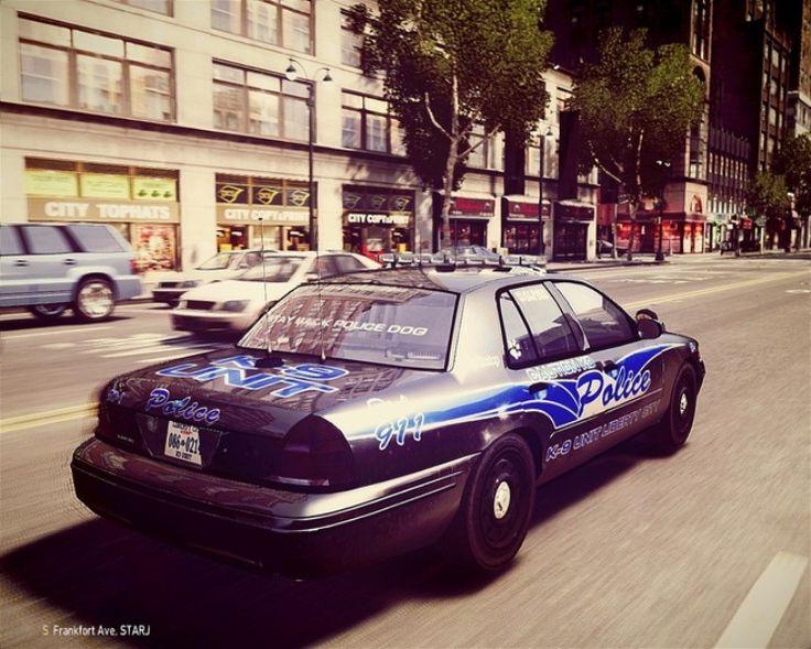 GTA 4 Graphic Game