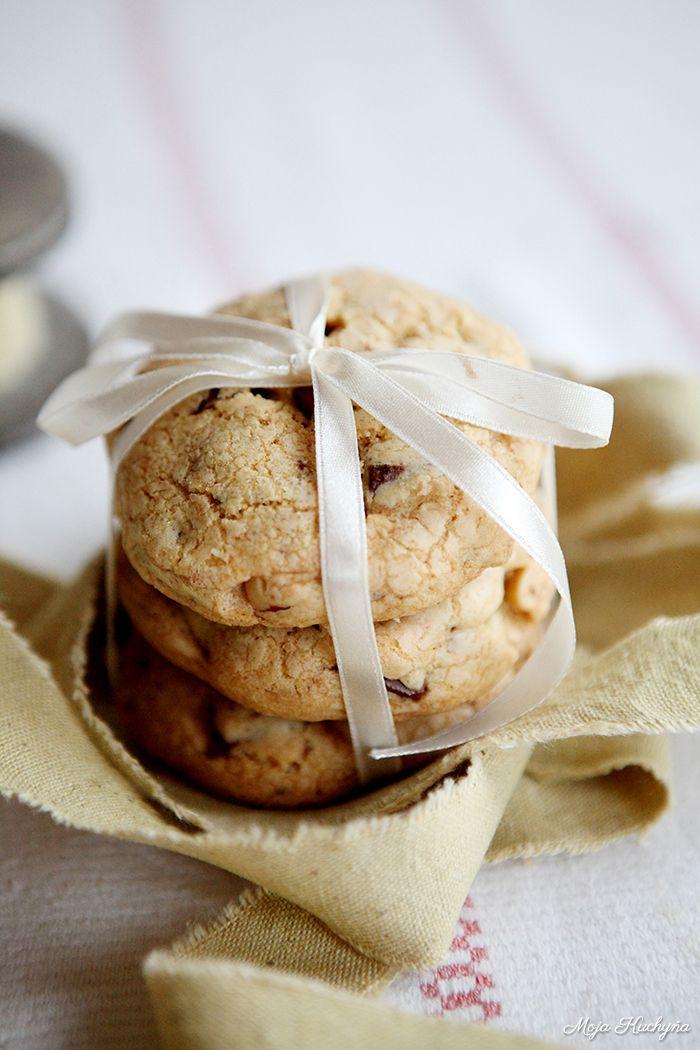 Moja kuchyňa: Cookies - základný recept