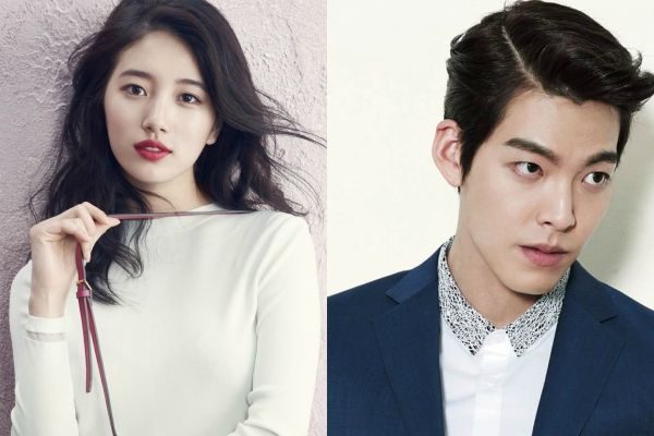 Suzy and Kim Woo Bin Confirmed as Leads for Upcoming Drama