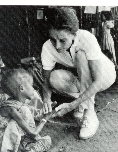Audrey Hepburn, UNICEF Ambassador