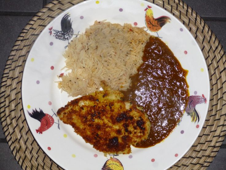 Sweet and Spicy Homemade Chicken Katsu Curry Recipe