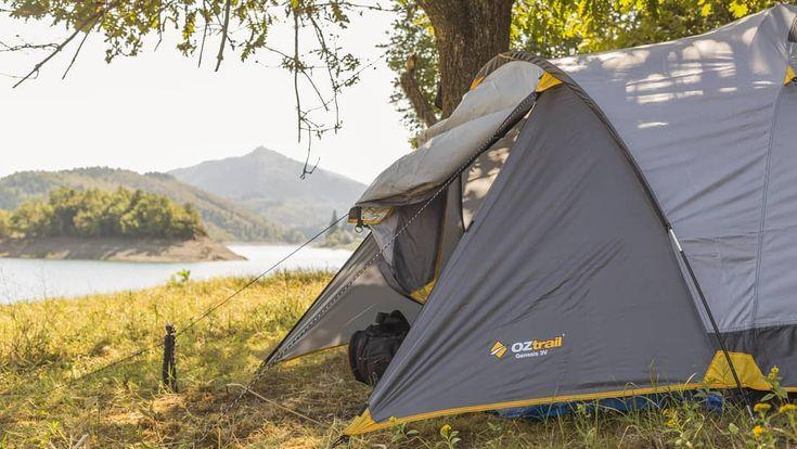 # Camping # höst # falla # sjö # natur # skogen # tält # camp # camping # campingplats # wildcampin …