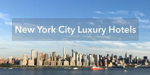 Luxury hotels in New York City. The luxury travel and hospitality industry in New York City offers award-winning hotels suites and boutique hotel rooms for the luxury lifestyle traveler and socialite.