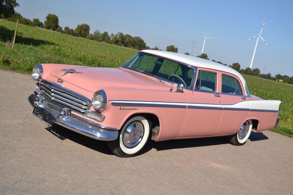 Chrysler Windsor V8 Hemi 1956 Push Button Power Flite - Schandin Vehicles