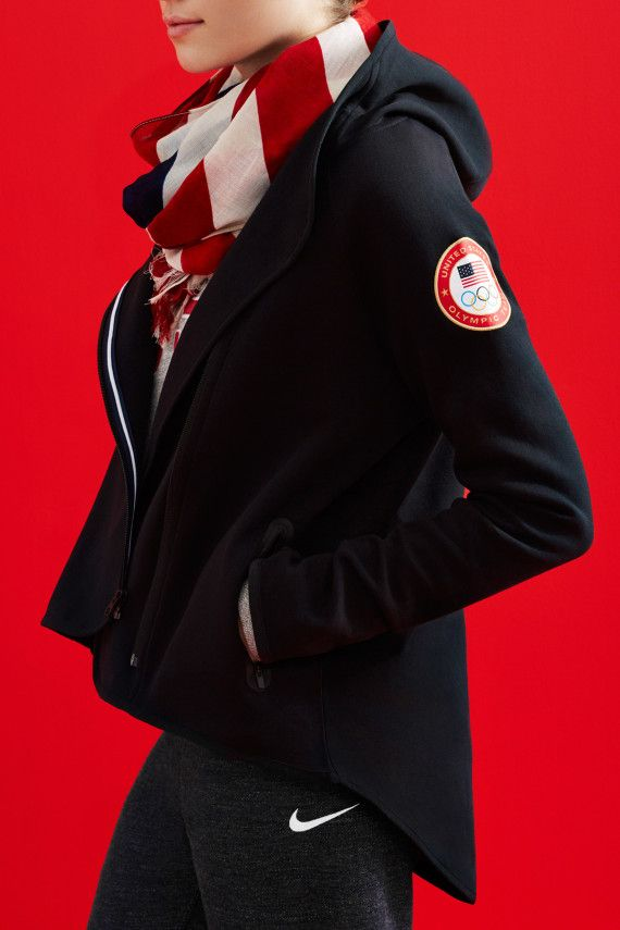 Nike – 2014 Winter Olympics in Sochi: Team USA Collection