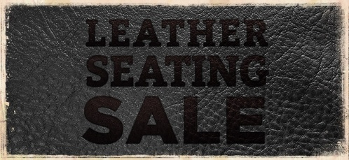 Bonded leather seating is on sale at Wicker Emporium. Come in and add some new pieces to your collection!