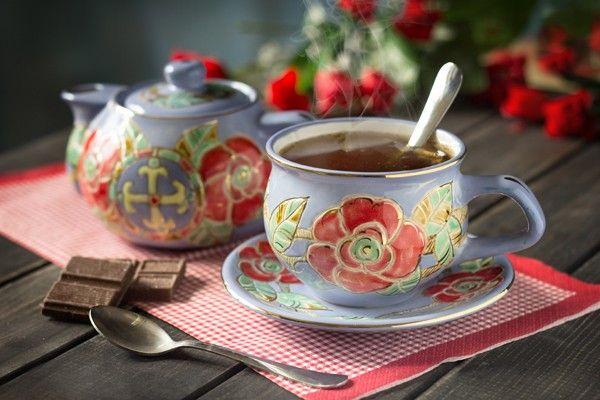 $45.00 Handmade Melnitsa Tea Set - Pottery - Ceramic Teapot http://catalog.obitel-minsk.com/km-381-1-1-serviz-melnica-3.html#!prettyPhoto #teapot #pottery #ceramic #handmade #purchase #order #customize #flowers #deliver #worldwide #shipping #cup #plate #sugar bowl #unique #glaze #mugs #unique #tea set #handpainted #purchase #buy #gift #souvenir #present #christmas #crafts #tea #overglaze #quality