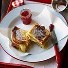 Een heerlijk recept: Tosti Monte Cristo